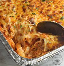 how to make a baked ziti