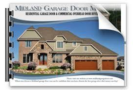 midland garage doorsResidential  Commercial Garage Doors  Midwest Doors Inc