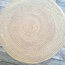 white circle rug round sisal rug house decor ideas intended for decorations 0 cleaning round sisal