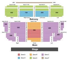 Cahn Auditorium Seating Chart Cahn Auditorium Tickets In Evanston Illinois Cahn