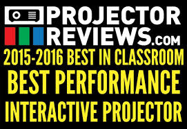 2015 2016 Award Winners Interactive Projectors For The