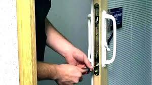 how to repair sliding door sliding door lock replacement sliding door lock replacement patio door lock how to repair sliding door