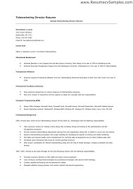 telemarketing resume samples intended for ucwords - Sample Telemarketing  Director Resume