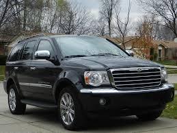 2009 Chrysler Aspen Limited Hemi 1/4 mile trap speeds 0-60 ...