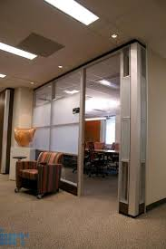office partitions with doors. the acoustic door seal and slow close stainless hardware options ensure our office partitions will add elegance style to any with doors