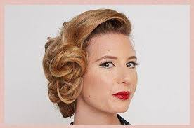 tutorial 1950 s beauty deven hopp 1950s hair and makeup tutorial