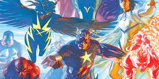 The Marvels Mixes Old with New for a ...