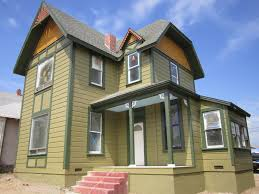 historic exterior paint colorsVictorian Historic House Colors  Green Button Homes