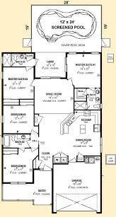 House Plans With Two Master Suites At EPlanscom  Inlaw Suites Two Master