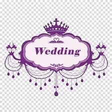 Wedding Title Wedding Wedding Weddings Title Frame Transparent