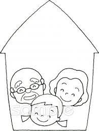 こども110番の家イラストなら小学校幼稚園向け保育園向けの