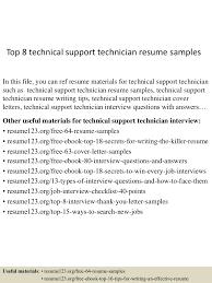 toptechnicalsupporttechnicianresumesamples lva app thumbnail jpg cb