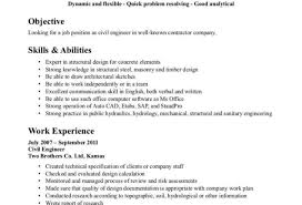 Mechanical Engineer Resume Template Free Download Format Doc Cv