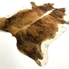 brindle cowhide rug gray rugs