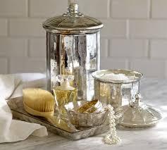 glass bathroom accessories sets. golden resin 5 pc set bathroom accessory in vintage style glass accessories sets