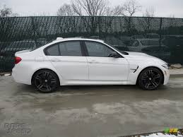 BMW 5 Series bmw m3 in white : 2016 BMW M3 Sedan in Alpine White photo #2 - D31245   RareSpeed.com