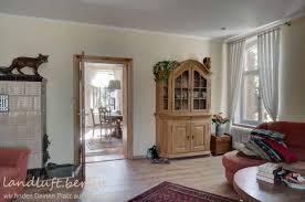 Wohnzimmer Mit Kachelofen Forsthof In Haffnähe Landluft