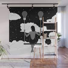 Let Your Ideas Carry You Wall Mural by ...