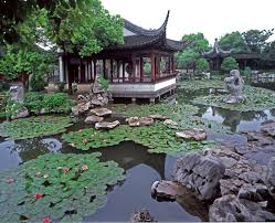 Small Picture chinese garden design for small spaces with shady trees how your