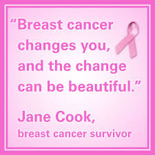 Breast Cancer Quotes New 48 Inspirational Breast Cancer Quotes