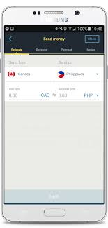 On Our App Union Mobile Money Send Western