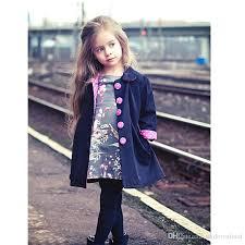 cute winter jacket for juniors autumn kids jackets girls fashion dot spring coats and junior fur