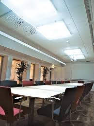 wasco parans solar lighting system in a conference room solar lighting systemfiber optic