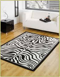 faux zebra rug zebra print rug uk