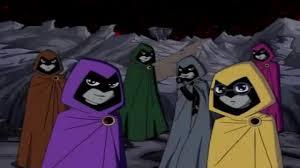 Teen titans episode nevermore