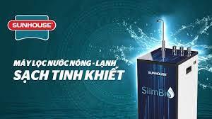 Sunhouse Group - MÁY LỌC NƯỚC NÓNG LẠNH SUNHOUSE - TỰ HÀO CHẤT VIỆT