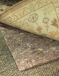 by rug pad corner