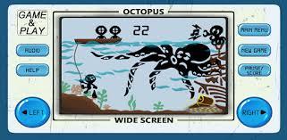 OCTOPUS <b>80s Arcade Games</b> - Apps on Google Play
