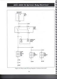 Sprinter Central Locking Wiring Diagram Plug Wiring Diagram