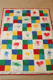 80 best Quilts images on Pinterest | Cushions, Cute things and Mirror & school auction class project ideas | Clever Faeries: Class Art Auction  Handprint Quilt. Classroom ... Adamdwight.com