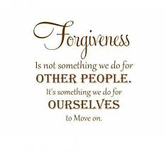 Quotes About Forgiveness Unique Forgiveness Quotes Forgiveness Is Not Something We Do For Other