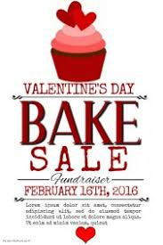 7 990 Customizable Design Templates For Bake Sale Postermywall