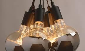 cluster pendant lighting. Chrome-Tip 36-Bulb Cluster Pendant Lamp \u2013 The Wedding Shop Modern Cluster  Pendant Lighting N