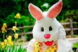 easter bunny not a covid 19 carrier