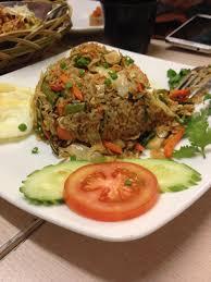 They think that nasi goreng kampung is a village recipe which should be made manually. Nasi Goreng Kampung Malaysia Nasi Goreng Recipe Asian Recipes Malaysian Food