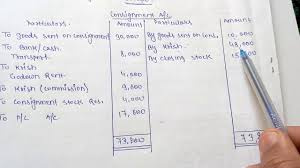 Invoice Price Consignment Invoice Price For Cpt And B Com