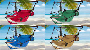 best choice s hammock hanging chair air deluxe sky swing outdoor cha