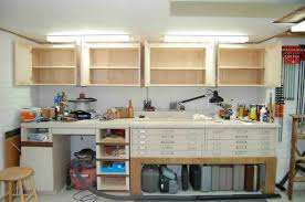 awesome diy overhead garage cabinet storage ideas made