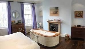 eclectic bedroom by jeff kahane associates