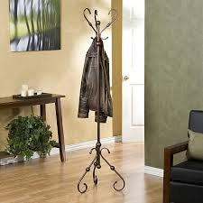 Bronze Coat Rack Harper Blvd Antique Bronze Hall TreeCoat Rack Free Shipping On 14