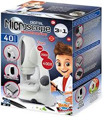 Buki France MR700 - Digital Microscope 3-in-1: Toys ... - Amazon.com
