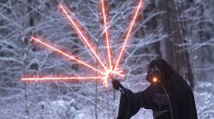 Crazy Lightsaber Designs Star Wars Modern Lightsaber Battle