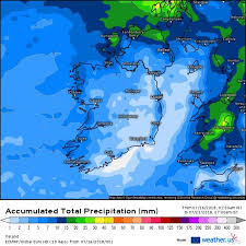Weather Us Model Charts Overnight Charts Show Most Of The Rain Thursday And Friday