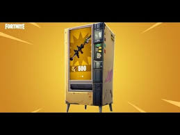 Vending Machine Cheat Enchanting Fortnite Battle Royale All New Vending Machines Locations