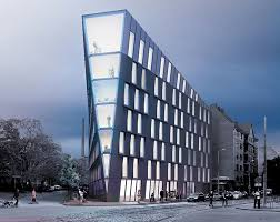 office building design requirements. nrja conceives multi-use office building in riga, latvia design requirements
