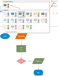 Flow Chart Colors How To Create Programming Flowchart